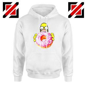 Homer Jay Simpson Eat Donut Hoodie