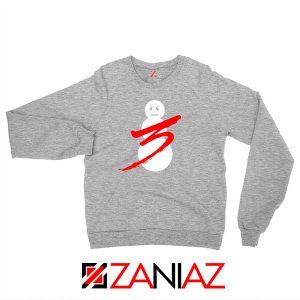 Jeezy Trap or Die 3 Best Graphic Sport Grey Sweatshirt