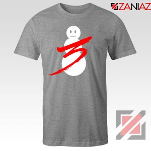 Jeezy Trap or Die 3 Graphic Sport Grey Tshirt