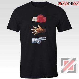 Jordan Music Boxing Black Tshirt
