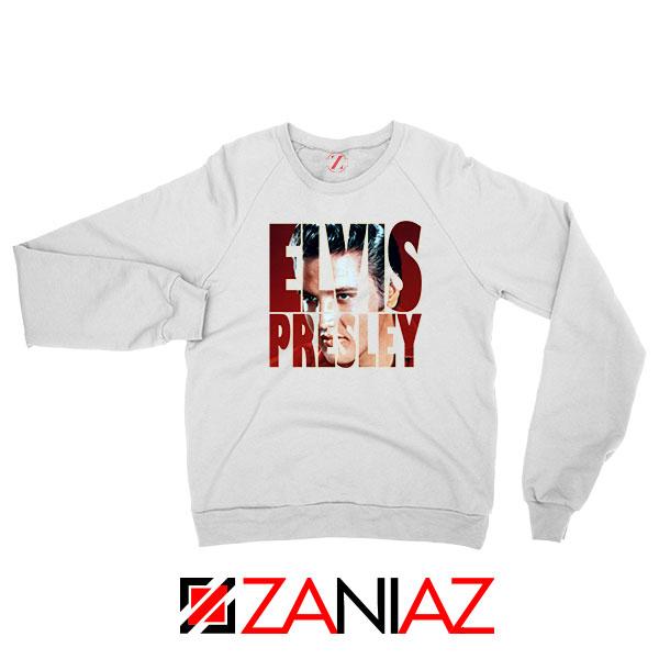 King Of Rock Elvis Presley Sweatshirt