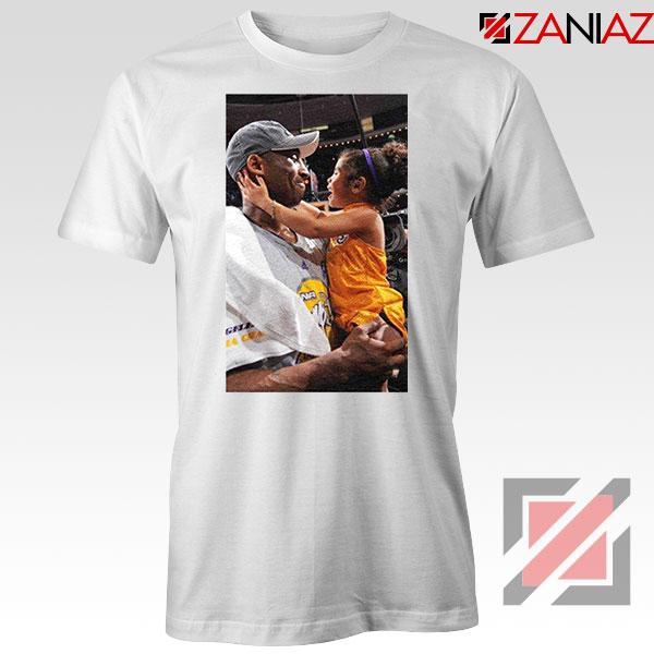 Kobe and Gigi Basketball Champ Family Tees