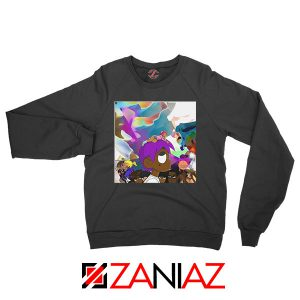 Lil Uzi Vert Lp Cover Graphic Sweatshirt