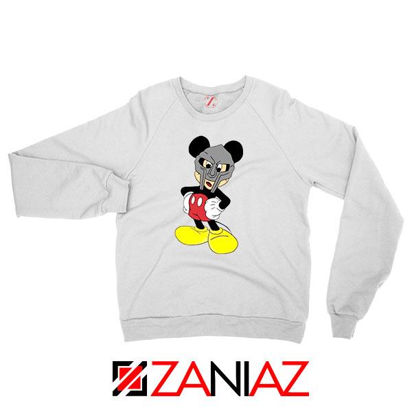 MF Doom Disney Mascot Merch Sweatshirt