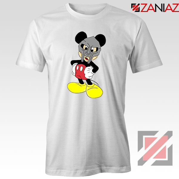 MF Doom Disney Mickey Mouse Graphic Tee