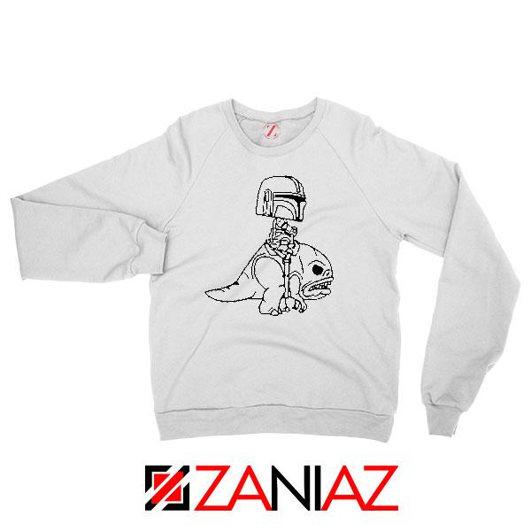 Mandalorian Blurrg Rider Sweatshirt