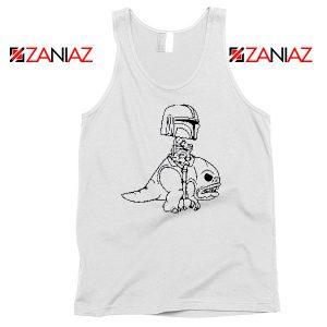 Mandalorian Blurrg Rider Tank Top