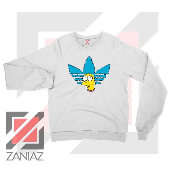 Marge Simpson Adidas Sitcom Sweatshirt