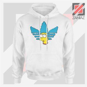 Marge Simpson Sitcom Adidas Hoodie