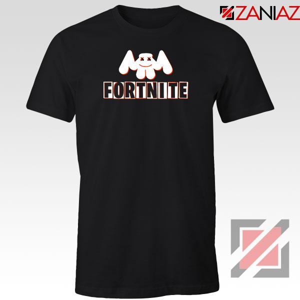 Marshmello Fortnite Gaming Tshirt
