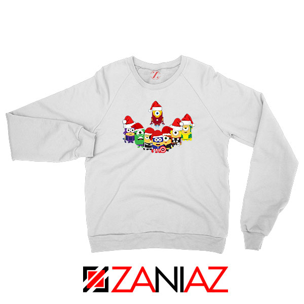 Minions Avenger Christmas Sweatshirt