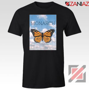 Monarch Butterfly Graphic Animal Tshirt
