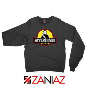 Myers Park Halloween Jurassic Sweatshirt