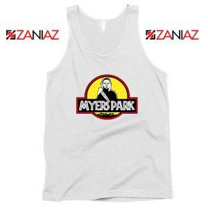 Myers Park Halloween White Tank Top