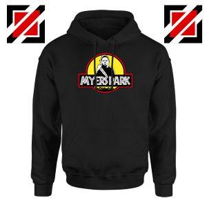 Myers Park Jurassic Logo Halloween Hoodie