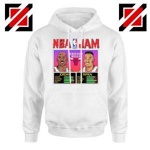 NBA Player Basketball Duo Jam Hoodie
