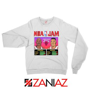 NBA Player Basketball Duo Jam Sweatshirt