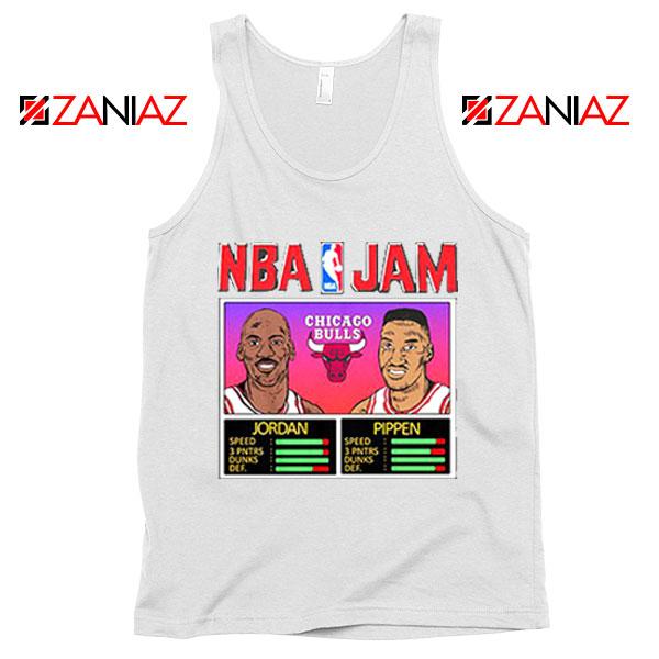 NBA Player Basketball Duo Jam Tank Top