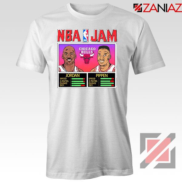 NBA Player Basketball Duo Jam Tshirt
