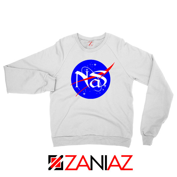 Nas Queens Hip Hop NASA Sweatshirt