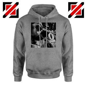O Block Rip King Von OTF Best Grey Hoodie