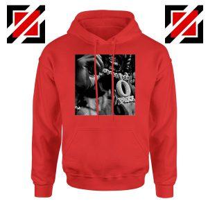 O Block Rip King Von OTF Best Red Hoodie