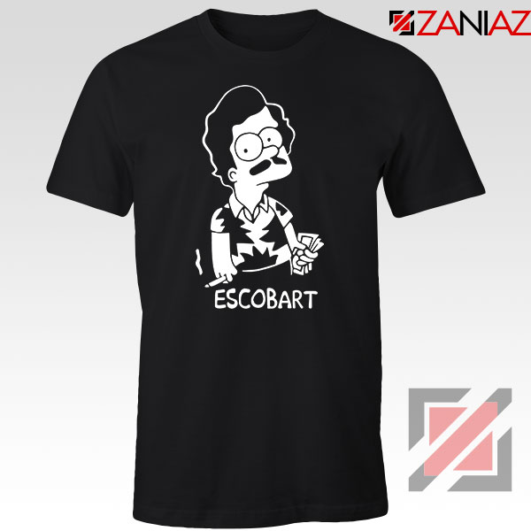 Pablo Escobart Simpson Cheap Tshirt