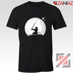 Samurai Silhouette Moon Best Graphic Tshirt