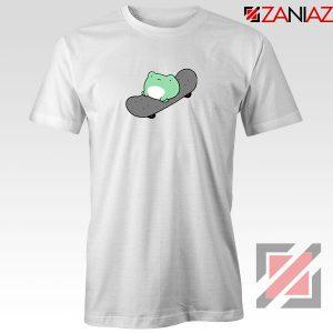 Skateboard Frog Brand Parody Tshirt