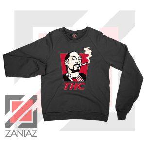 Snoop Dogg THC Smoke Graphic Sweatshirt