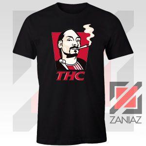 Snoop Dogg THC Smoke Vintage Tshirt