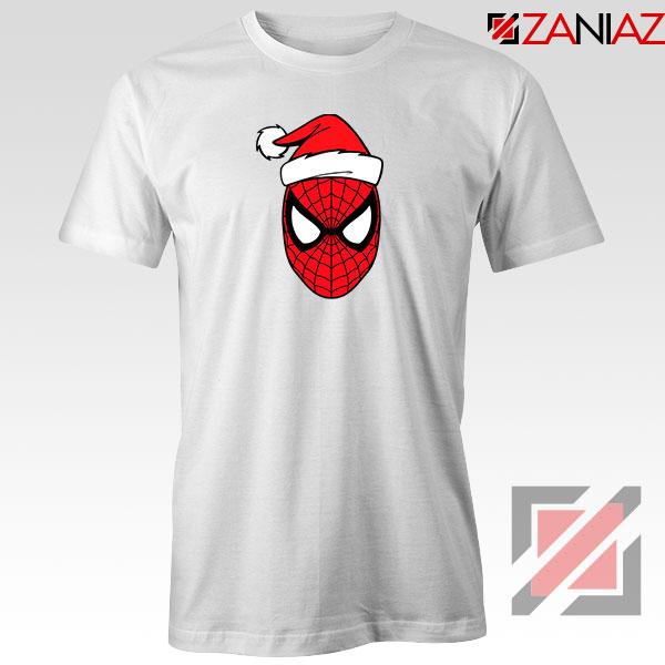 Spiderman Superhero Christmas Tshirt