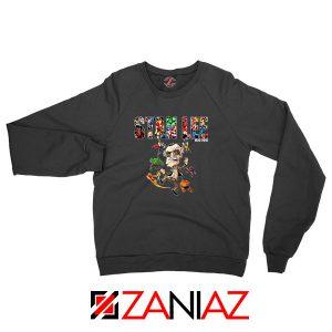 Stan Lee Marvel Comics Avengers Sweatshirt