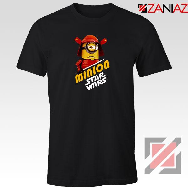 Star Wars Movies Minion Tshirt