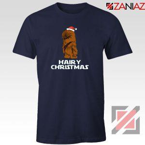 Starwars Chewbacca Navy Blue Tshirt