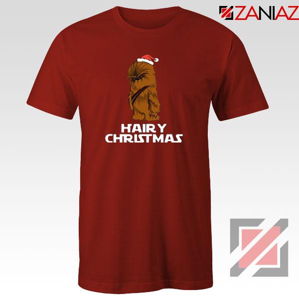 Starwars Chewbacca Red Tshirt