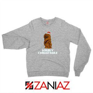Starwars Chewbacca Sport Grey Sweatshirt