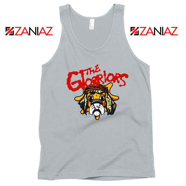 The Glorriors Glo Gang Graphic GRey Tank Top