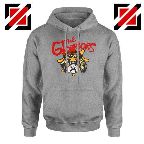 The Glorriors Glo Gang Graphic Grey Hoodie