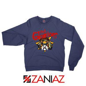 The Glorriors Glo Gang Graphic Navy Blue Sweatshirt