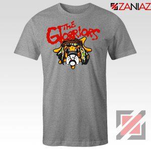 The Glorriors Merch Glo Gang Grey Tshirt