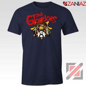 The Glorriors Merch Glo Gang Navy Blue Tshirt