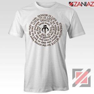 The Mandalorian Neo Crusaders Quote Tshirt