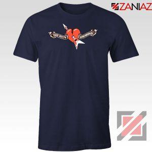 Tom Petty Heartbreakers Navy Blue Tshirt