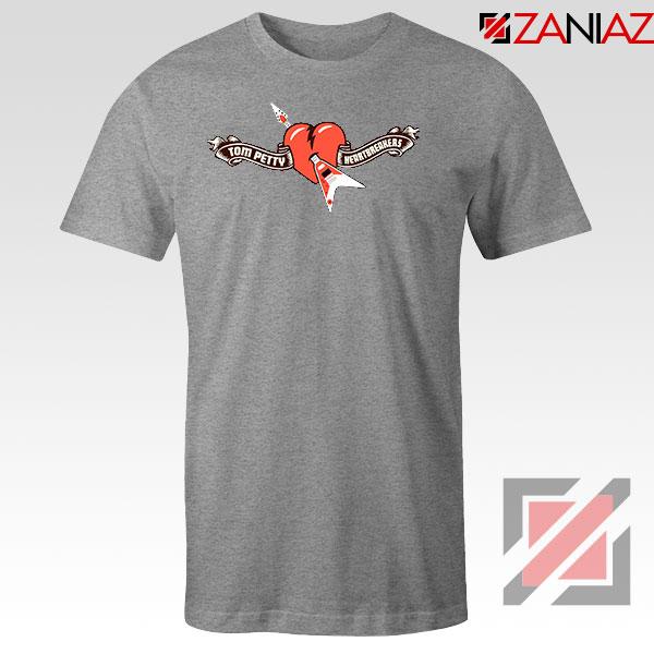 Tom Petty Heartbreakers Sport Grey Tshirt