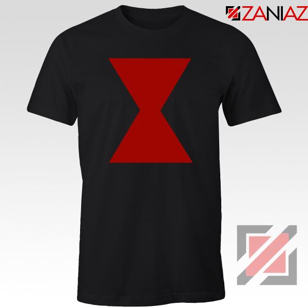 Widow Lightweight Funny Avengers Black Tshirt