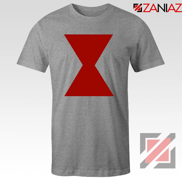 Widow Lightweight Funny Avengers Sport Grey Tshirt