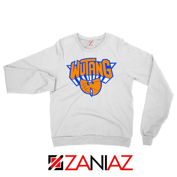Wu Tang Basketball NY Knicks Sweatshirt