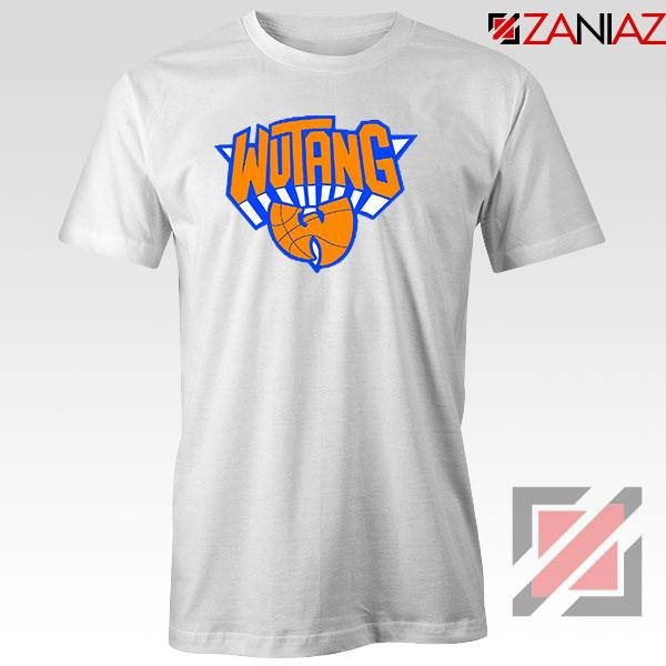 Wu Tang Clan NY Knicks Logo Tshirt