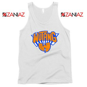 Wu Tang New York Knicks Logo Tank Top